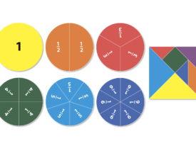 демонстрационные магниты для учителя