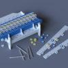 Абакус роздатковий (модель)