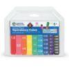 Комплект роздатковий для лічби і вивчення складу числа - Величини та їх одиниці, набір склад числа