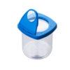 коробка для нагляду за комахами з лінзою