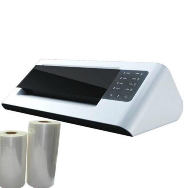 ламінатор з плівкою для ламінування