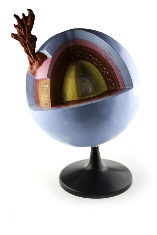 глобус Солнца без сегмента